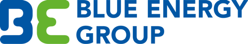 Blue Energy Group Logo